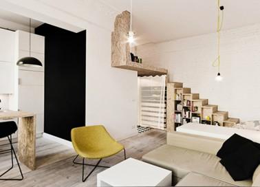 idee deco pour amenager un studio ou petit appartement