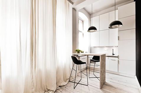 l 39 am nagement d 39 un studio de 29 m2 bien pens i d co. Black Bedroom Furniture Sets. Home Design Ideas