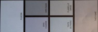 nuancier peinture grise collection le mat dulux valentine. Black Bedroom Furniture Sets. Home Design Ideas