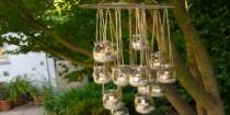DIY pour fabriquer des lampions à bougies pour le jardin