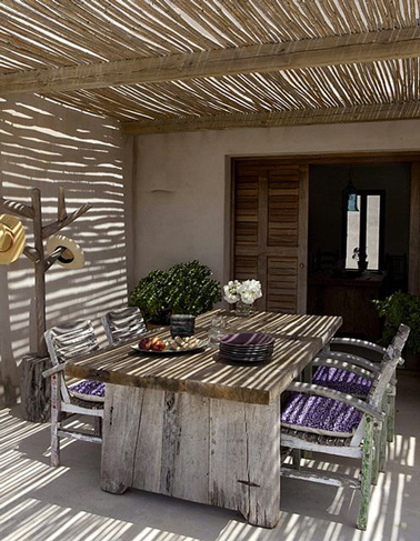 6 id es de pergola terrasse et voile d 39 ombrage d co cool for Deco terras design