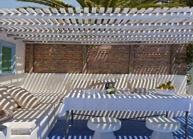 6 id es de pergola terrasse et voile d 39 ombrage d co cool - Voile soleil terrasse ...