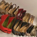 astuce pour fabriquer rangement chaussure dans entrée dressing et chambre
