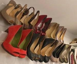 20 id es d co pour une cuisine grise deco - Fabriquer rangement chaussures ...