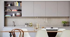6 idées de couleur de peinture tendance pour repeindre ses meubles de cuisine