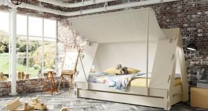 5 lits cabane pour enfants pour une déco de chambre fille et garçon originale