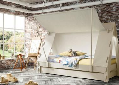 5 lits cabane enfant qui nous font craquer d co. Black Bedroom Furniture Sets. Home Design Ideas