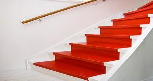 Quelle couleur pour repeindre un escalier ?