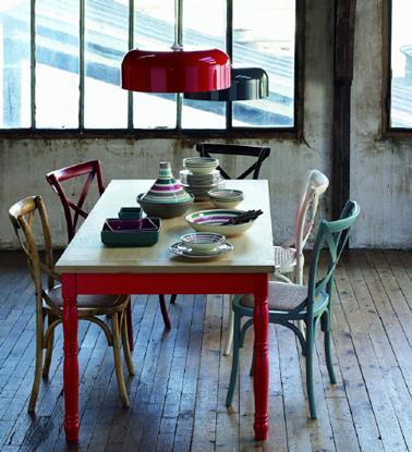 Avec Alinea il est facile de customiser ses meubles pour les adapter à son style déco préféré