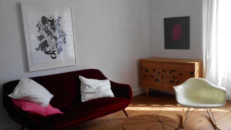 D co vintage une bonne adresse pour les meubles d co - Deco buffet salon ...