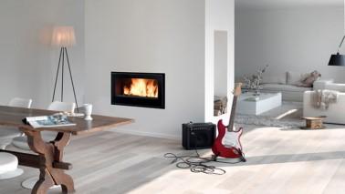 l'insert a bois répond aux nouvelles disposition concernant ll'utilisation d'une chemine à bois ouverte
