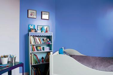 Peinture d polluante dans chambre enfant pour assainir l 39 air - Peinture pour chambre enfant ...