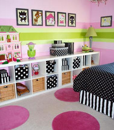 les blocs tag res une astuce rangement pour chambre enfant. Black Bedroom Furniture Sets. Home Design Ideas