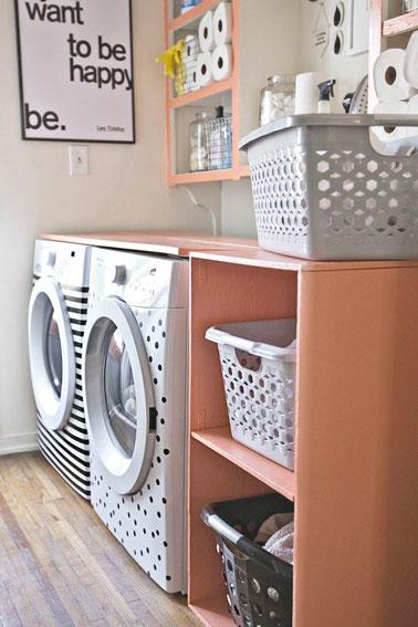 Relooker sa machine laver pour moins de 10 euros for Combien coute un lavage en machine