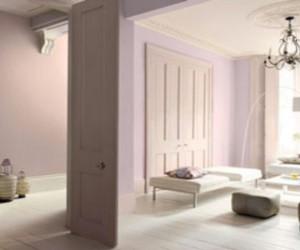La couleur rose poudré, la tendance déco pour un intérieur douillé