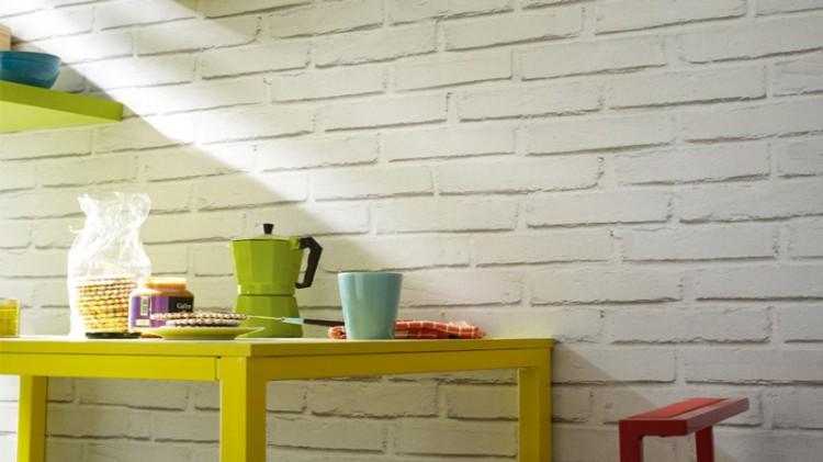 Papier peint chambre adulte moderne les abymes travaux - Papier peint intisse cuisine ...