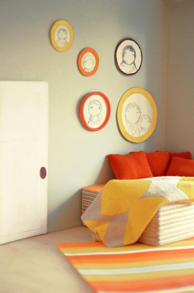 Peinture Mercadier 120 couleurs pour repeindre les murs de la maison collection extreme, des teintes vitaminées et fraiches