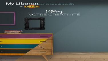 liberon organise un jeu concours. pour participer, envoyer une photo de meuble repeint avec un produit Libéron. A gagner : 1000 euros de produits Libéron
