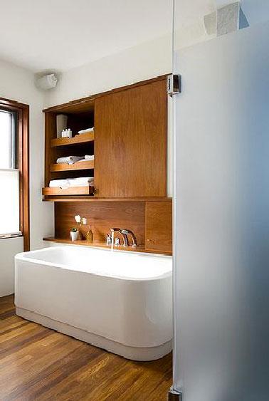 10 salles de bain zen l 39 ambiance de r ve deco cool. Black Bedroom Furniture Sets. Home Design Ideas