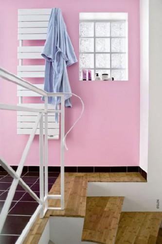 La gamme de peinture Tollens pour la salle de bain un choix de 1000 couleurs à réaliser en machine à teinter