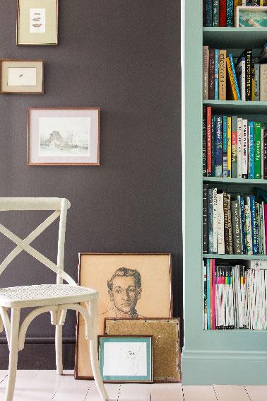 Peinture salon la tendance couleur pour 2015 d co cool for Quelle couleur mettre dans un salon