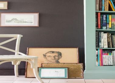 peinture salon la tendance couleur pour 2015 d co cool. Black Bedroom Furniture Sets. Home Design Ideas