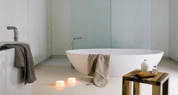 8 salles de bain zen l 39 ambiance de r ve deco cool - Ambiance zen salle de bain ...