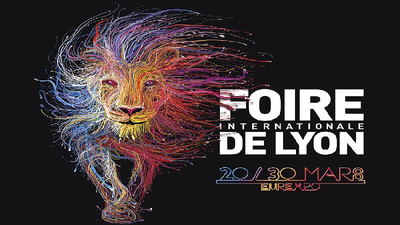 la foire de Lyon se tiendra en mars 2015 sur le thème de la maison du futur et des objets connectés pour la cuisine et la salle de bain