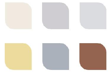 Nuancier peinture couleur associer pour d co chambre zen - Couleur zen chambre adulte ...