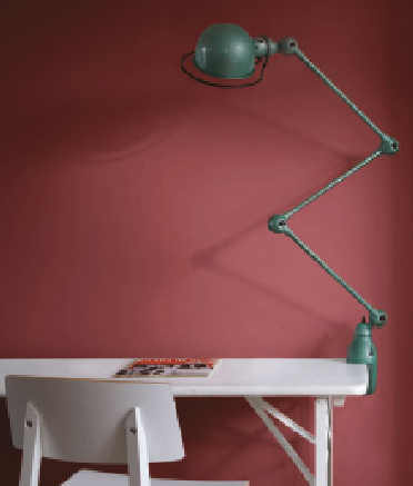 Peinture bureau marsala couleur tendance pour 2015 for Quelle couleur pour un bureau professionnel
