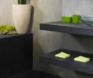 Peinture enduit decoratif anaima skin castorama - Peinture a effet beton tollens ...