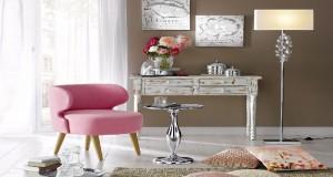 Tour d'horizon des tendances déco printemps-été à venir du nouveau catalogue meubles et accessoires déco Helline.