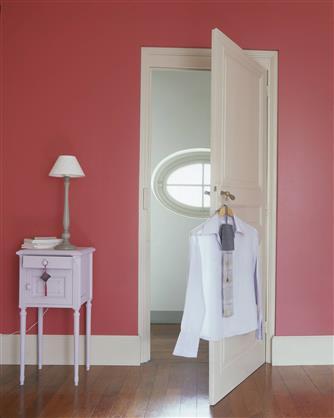 deco suite parentale blush pour un esprit frais et empreint de feminite. Black Bedroom Furniture Sets. Home Design Ideas