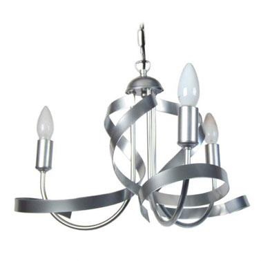 Lampes design suspension plafonnier metal pour la chambre for Suspension design pour salon