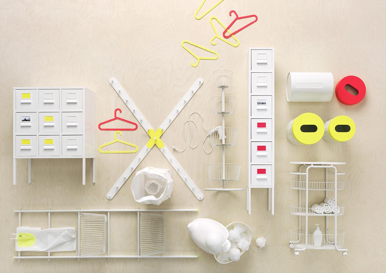 rangement salle de bain ikea la collection capsule l 39 actu. Black Bedroom Furniture Sets. Home Design Ideas