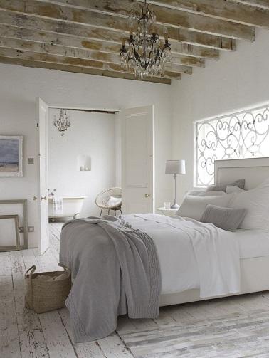 10 id es de suite parentale pour r ver sa d co chambre - Deco stijl chalet ...