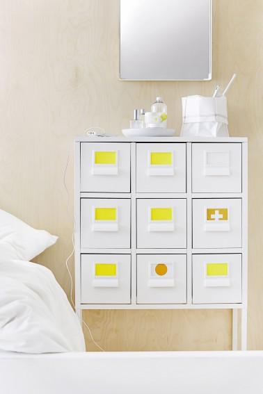Meuble de rangement salle de bain collection capsule ikea for Meuble de rangement salle de bain ikea