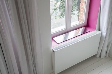 Plus de lumi re dans la maison avec un r flecteur d co cool for Tablette pour fenetre interieur