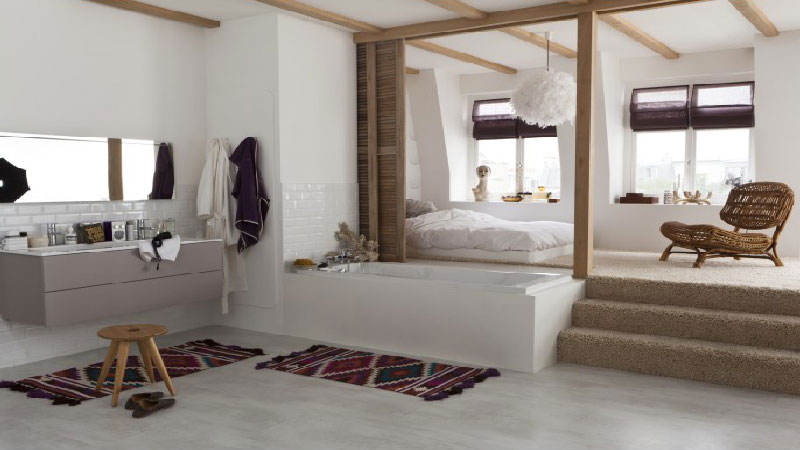 Suite parentale 10 id es pour am nager sa d co deco cool - Idee chambre parentale ...