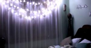 4 idées sympa pour fabriquer et customiser une guirlande lumineuse à poser dans le salon ou tête de lit dans la chambre