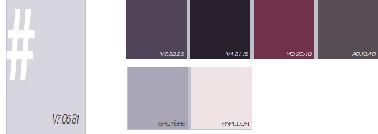 Couleur peinture tendance d co 2015 avec astral for Peinture violet salin