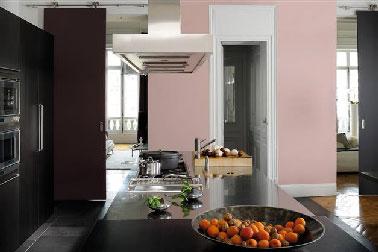15 nouvelles couleurs pour la peinture cuisine d co cool for Peinture salon cuisine ouverte