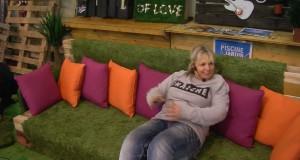 Valérie Damidot adopte le salon de jardin en palettes !