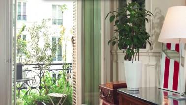 Plus à se soucier de l'arrosage et du besoin d'engrais de nos plantes, les objets connectés nous assistent via notre smartphone en WIFI sur les besoins de nos plantes