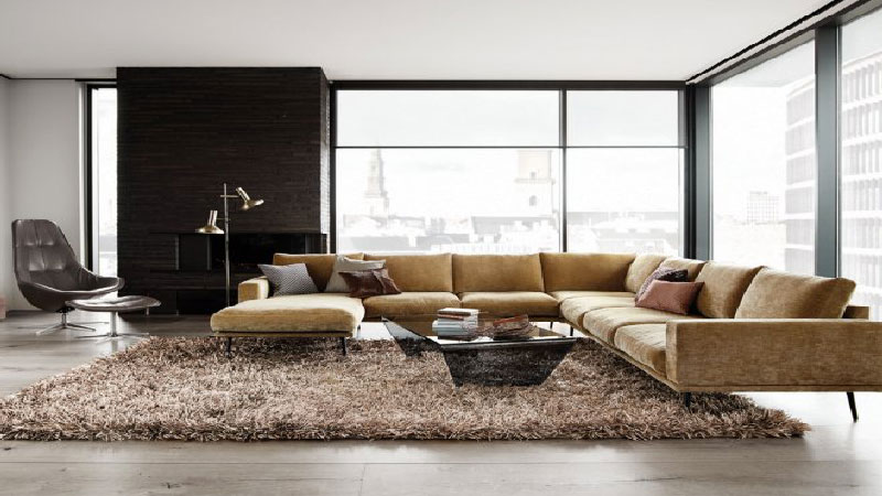 Boconcept canapé dangle décoration salon design -> Meubles Salon Style Contemporain