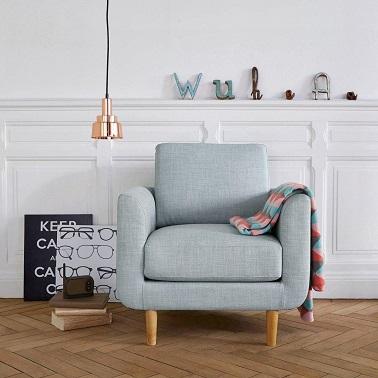 Les fauteuils la redoute c 39 est bon pour la maison d co cool - Fauteuil d appoint pas cher ...