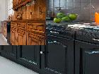 repeindre sa cuisine et les meubles avec une peinture ultra couvrante