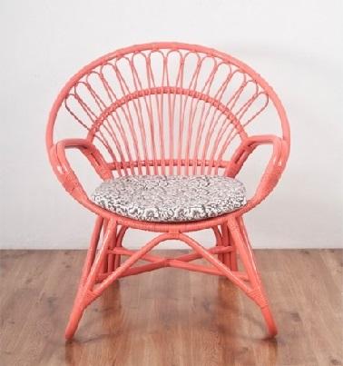 Chaise en rotin corail le monde sauvage - Le monde sauvage meubles ...