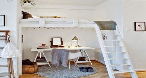 Chambre ado fille déco zen et moderne – Décoration Maison et ...