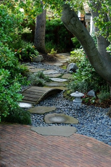 Comment Am Nager Un Jardin Zen Deco Cool